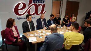 Ankara EBA'dan anlamlı ziyaret