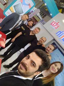 Hocalara Geldik Ekibi İzmir Kitap Fuarı Fatih Projesi Standı