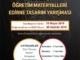 Ulusal Öğretmenler Arası Yenilikçi Öğretim Materyalleri EDİRNE Tasarım Yarışması